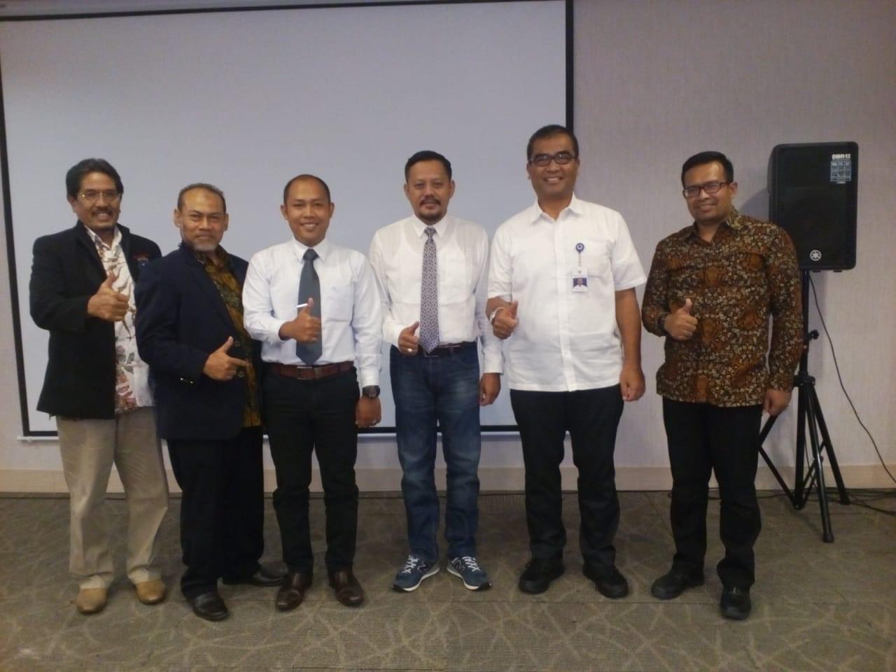 Angkatan Perak Pelatihan Ahli Kepelabuhan Kerjasama PKSPL IPB dan Ditjen Hubla