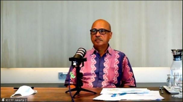 Diskusi Implementasi ICM ke dalam RZWP-3-K, PKSPL IPB University Siap Bantu Provinsi Papua Barat