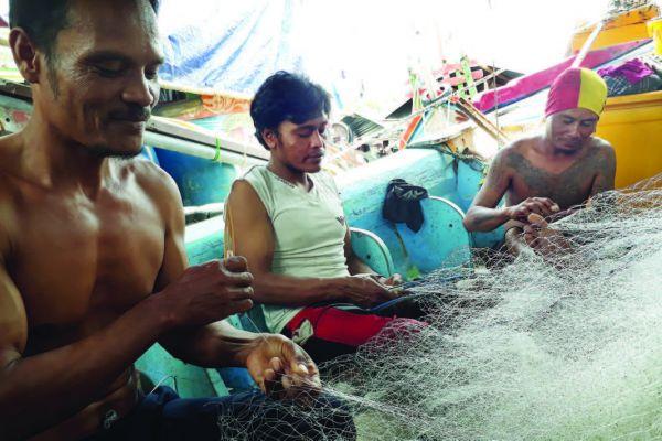 Derita Wartin di Hari Nelayan Nasional