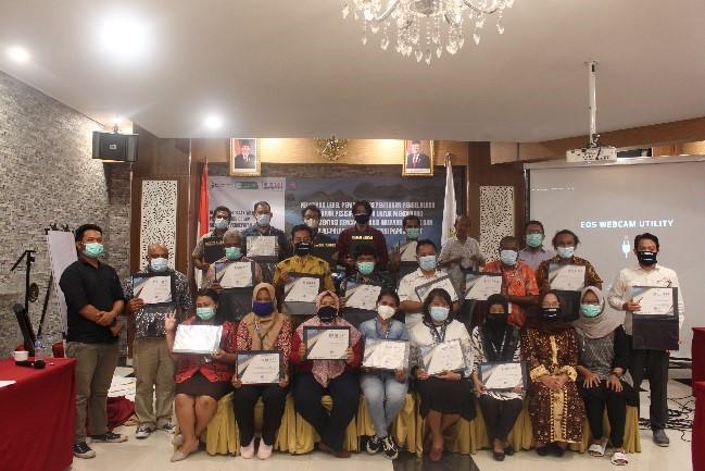 PKSPL IPB University Gelar Pelatihan Level Pemangku Kepentingan Pengelolaan Wilayah Pesisir di Papua