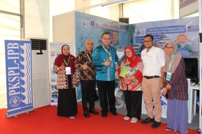PKSPL IPB berpartisipasi dalam Pameran RITECH EXPO 2018 ke-3 di Pekanbaru