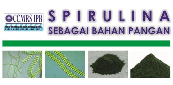 Biskuit Spirulina, Harapan Ketahanan Pangan di Pulau Terluar