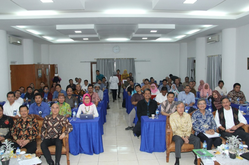 Diskusi Ilmiah Rutin PKSPL-IPB Ke-1